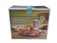 Box Dinnerware Set
